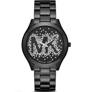 Brand New Beautiful Michael Kors Watch in Black!